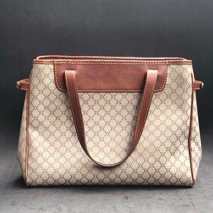 CELINE vintage monogram handbag